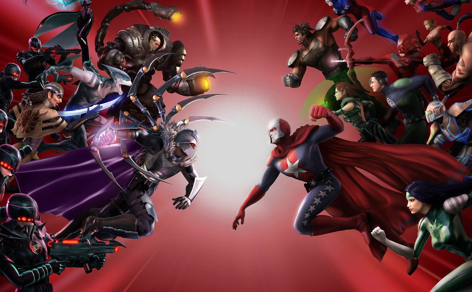 Discovery Of A Secret, Fan-Run City Of Heroes Server Causes A Community Meltdown