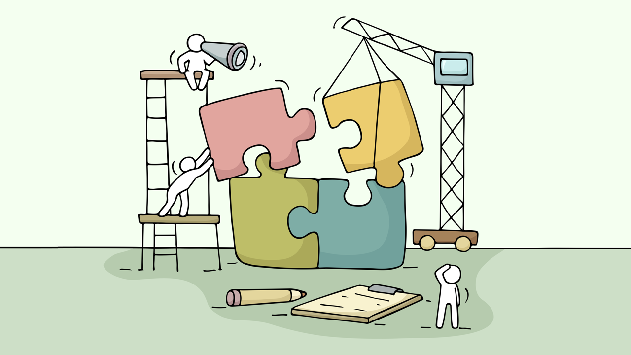 collaborating office-gps republished teamwork