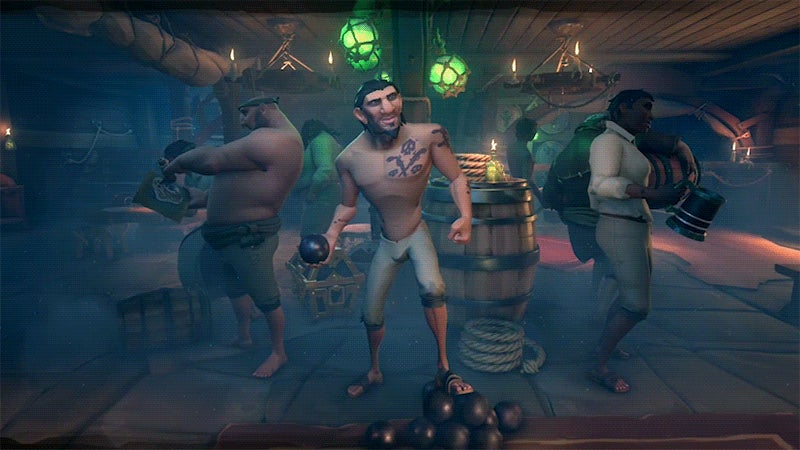 Choosing Your Pirate In Sea Of Thieves Is Hard