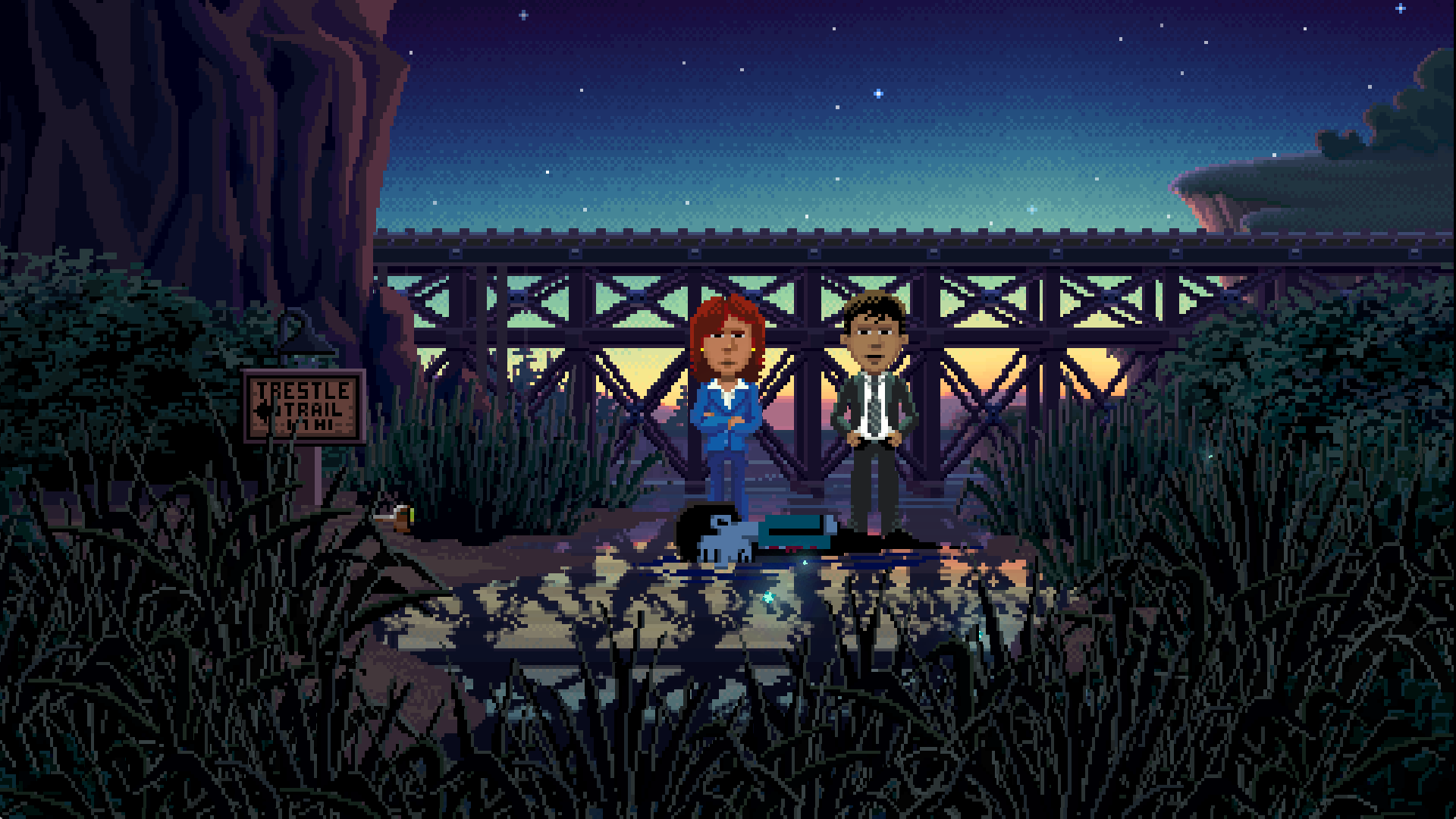 adventure-games e3 e3-2016 ron-gilbert thimbleweed-park