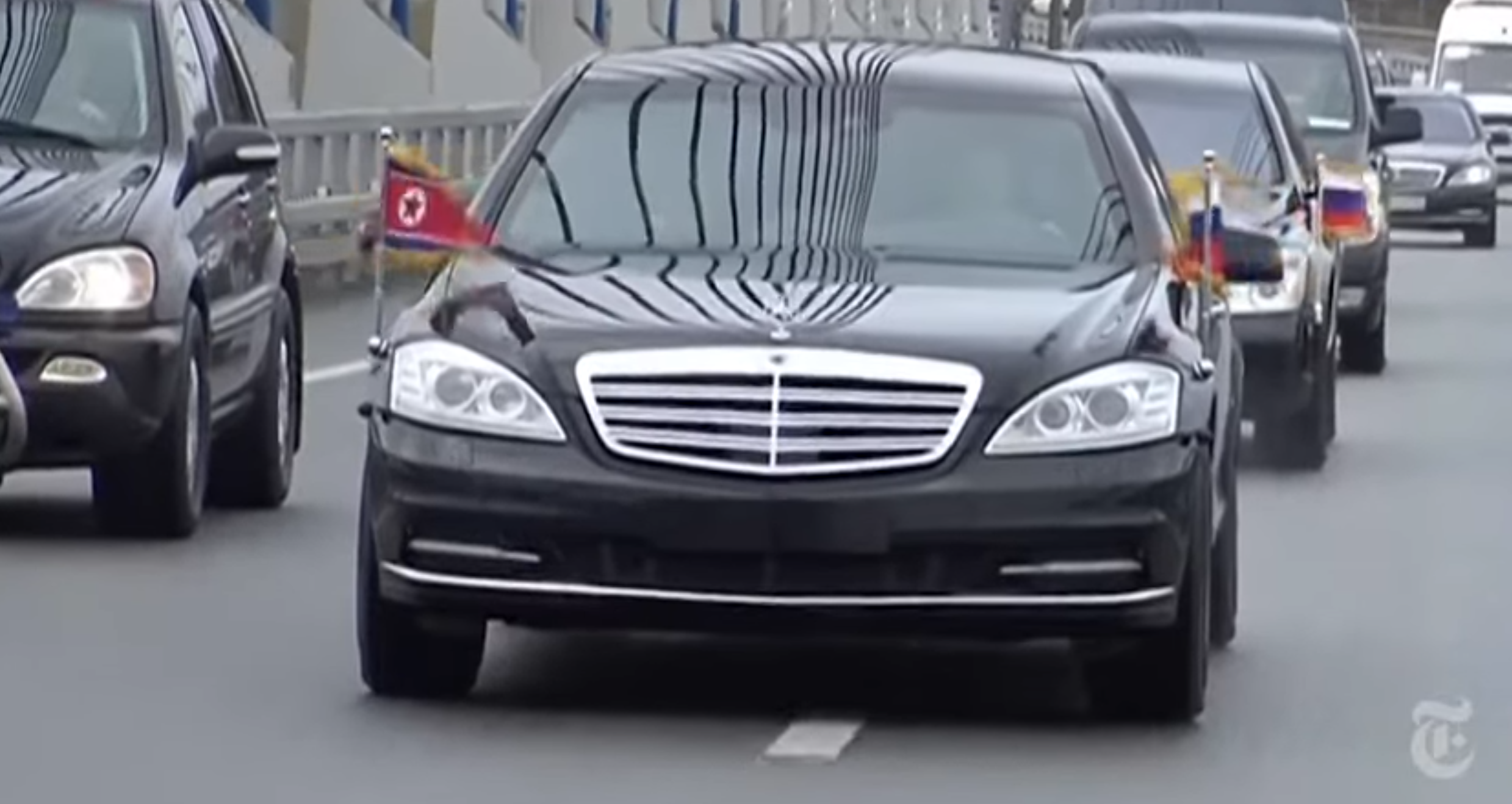 This Is How Kim Jong-un Circumvents Sanctions To Get The Luxury Cars He Craves