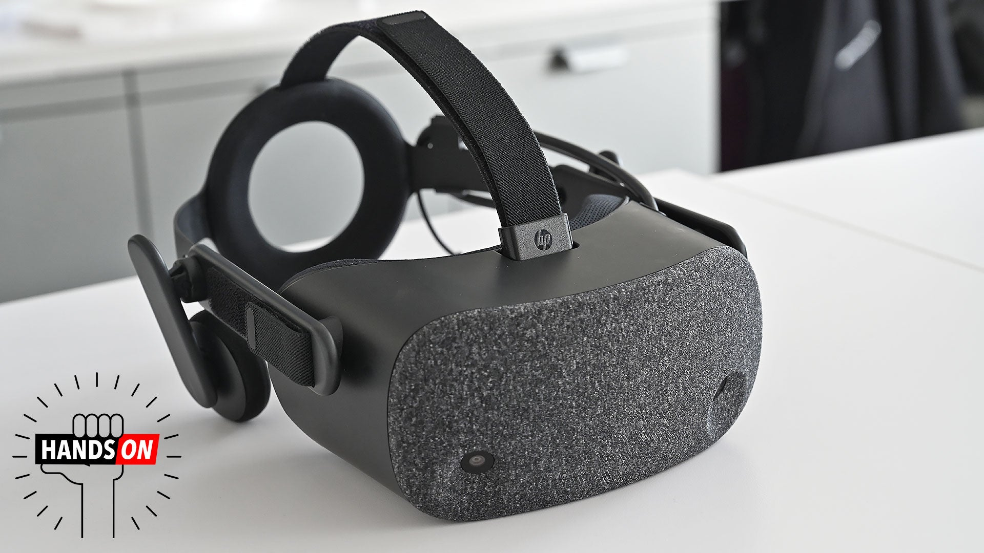 HP's Reverb Headset Brings Us Closer To Crystal Clear VR