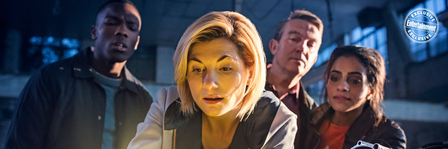 Jodie Whittaker's Doctor Who Auditions Involved A Box Of Wires And Some Sci-Fi Gobbledygook