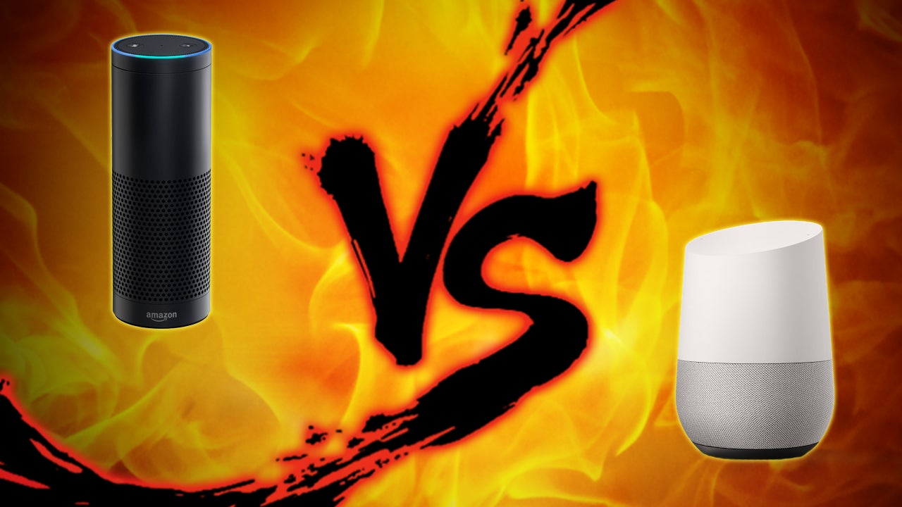 Smart Home Assistant Showdown: Amazon Echo Vs Google Home