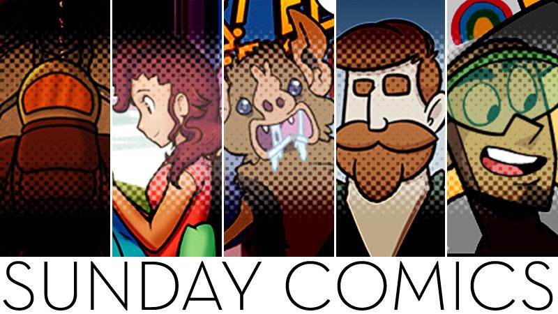 Sunday Comics: Betrayer Toad