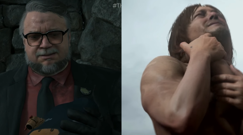 Something Wild Happens If You Watch Both Death Stranding Trailers At Once