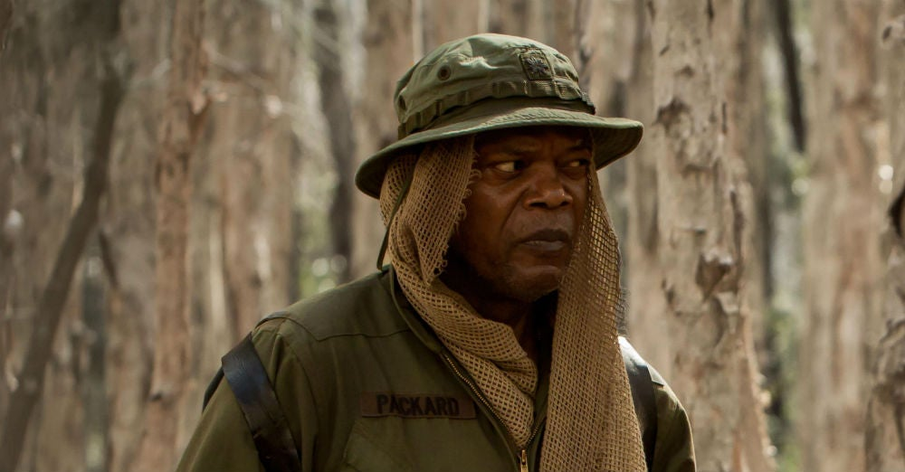 Samuel L. Jackson Talks The Ending Of Split For, You Know, No Reason In Particular