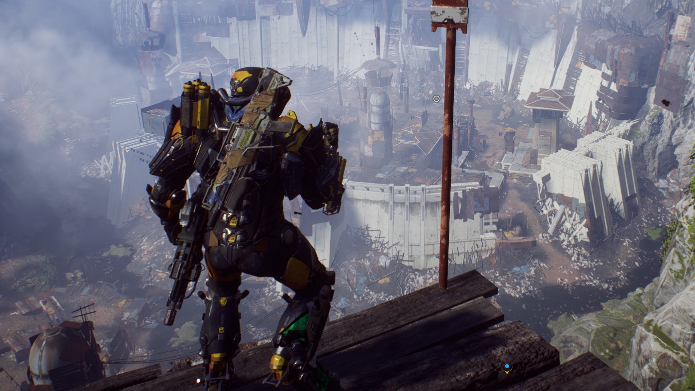 Anthem's Day-One Patch Promises To Fix The Game's Biggest Issues