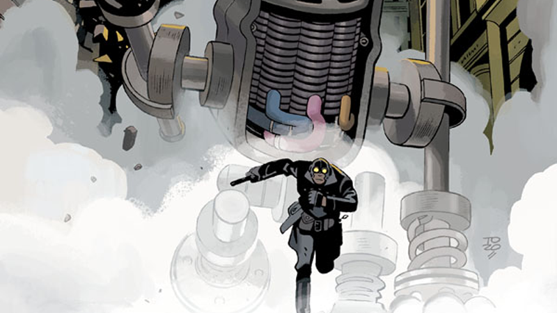 comics exclusive interview lobster-johnson
