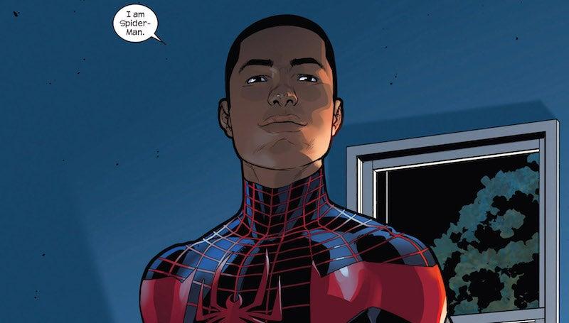 animation marvel marvel-comics miles-morales spider-man