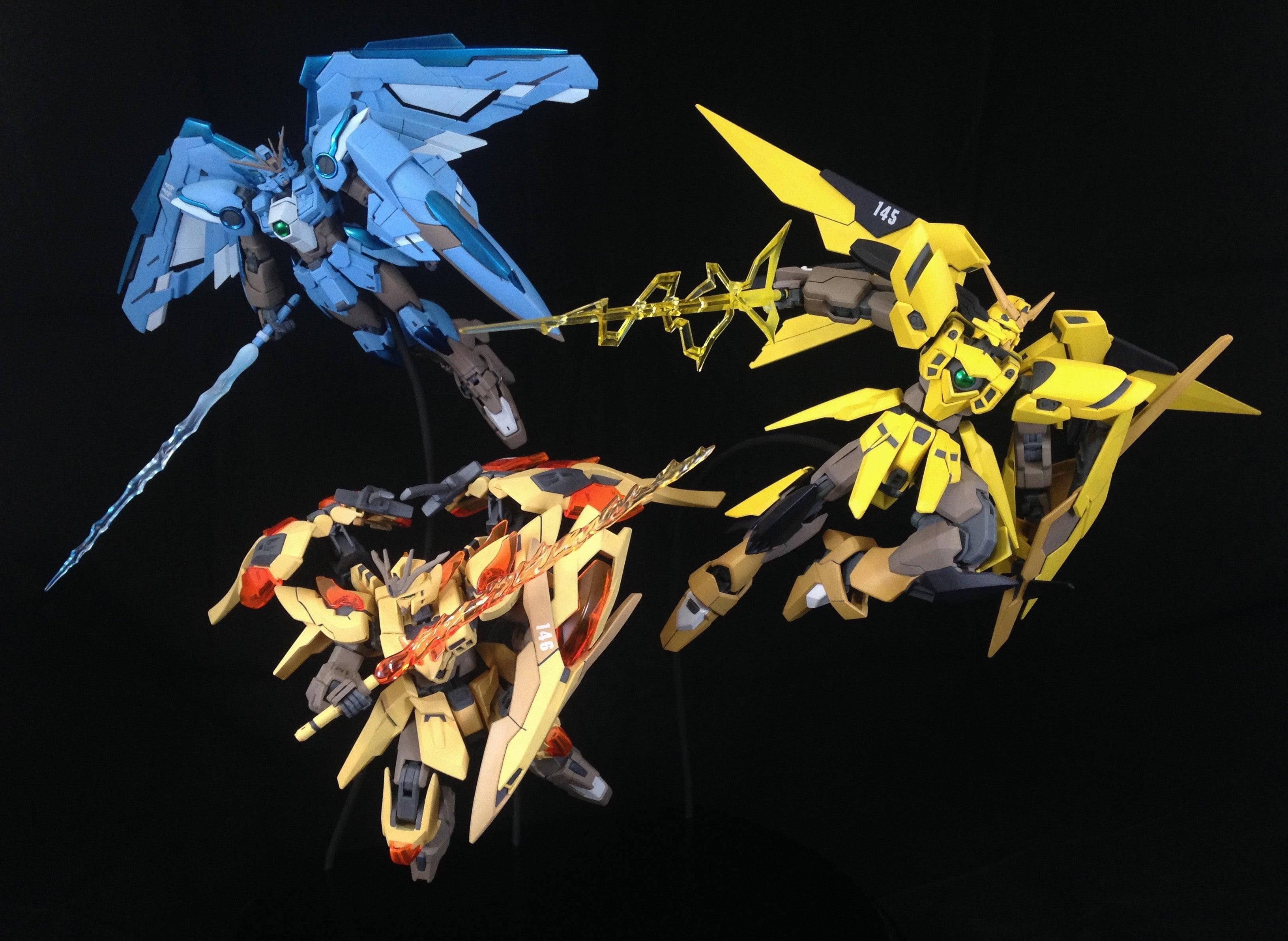 gundam kotaku-core models toys