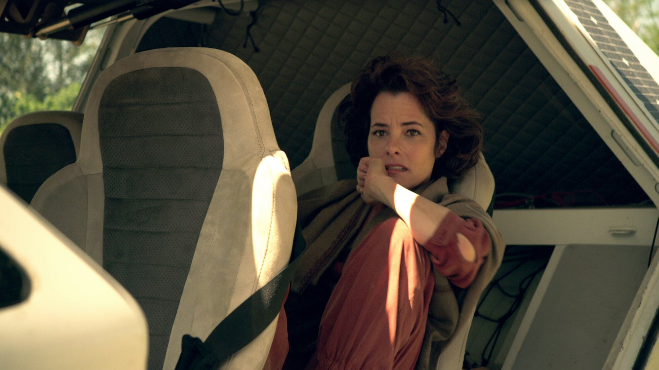 Parker Posey Talks About 'Oh, The Pain' Of Playing The Iconic Doctor Smith On Lost In Space