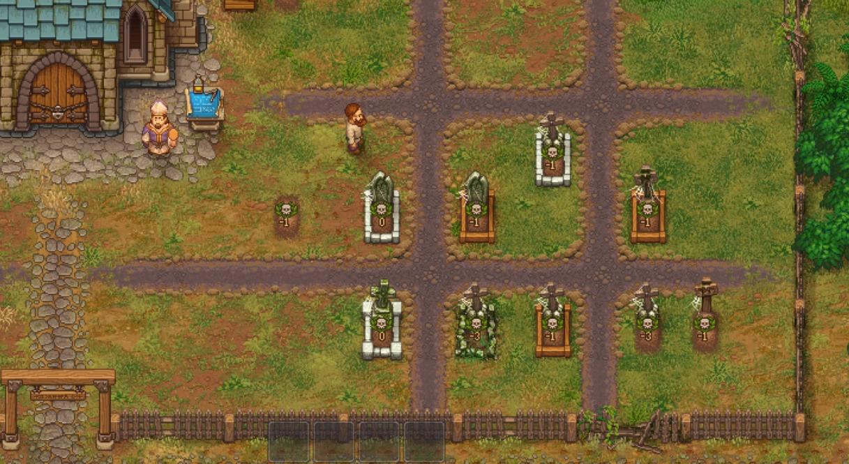 Graveyard Keeper Feels Like A Job