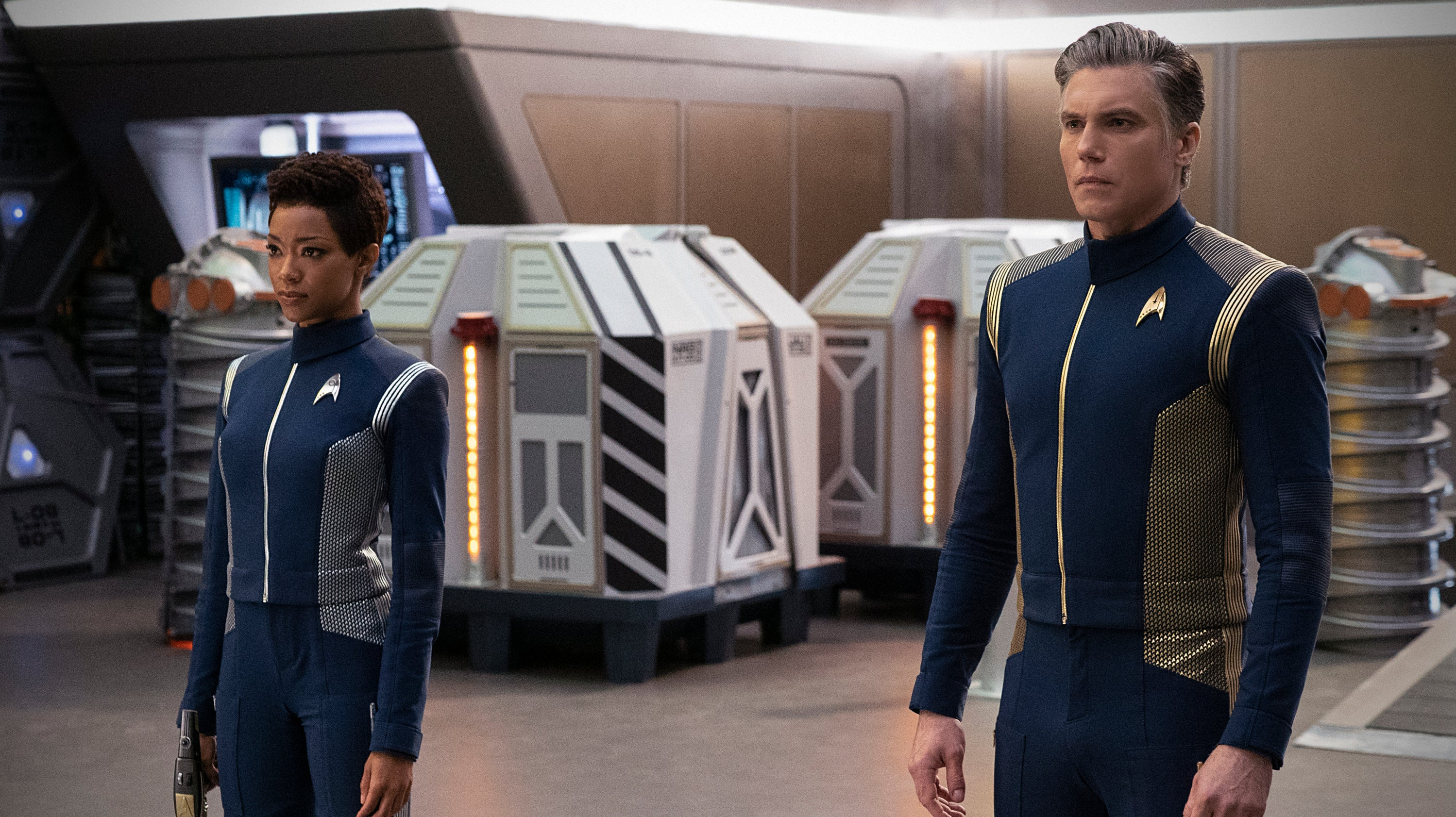 Star Trek: Discovery's Stars Reveal More About This Week's Big Surprise