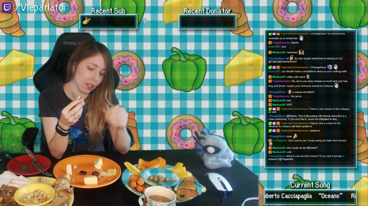 social-eating streaming twitch