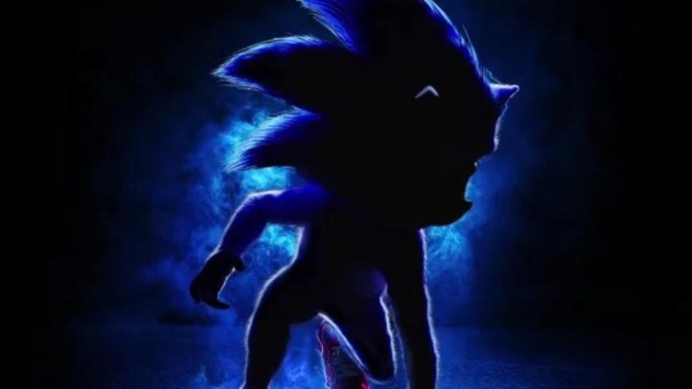 The Internet Reacts To The Sonic The Hedgehog Movie Poster