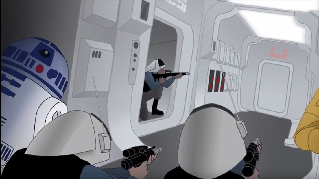 A Half-Remembered Retelling Makes This Star Wars Fan Film Special