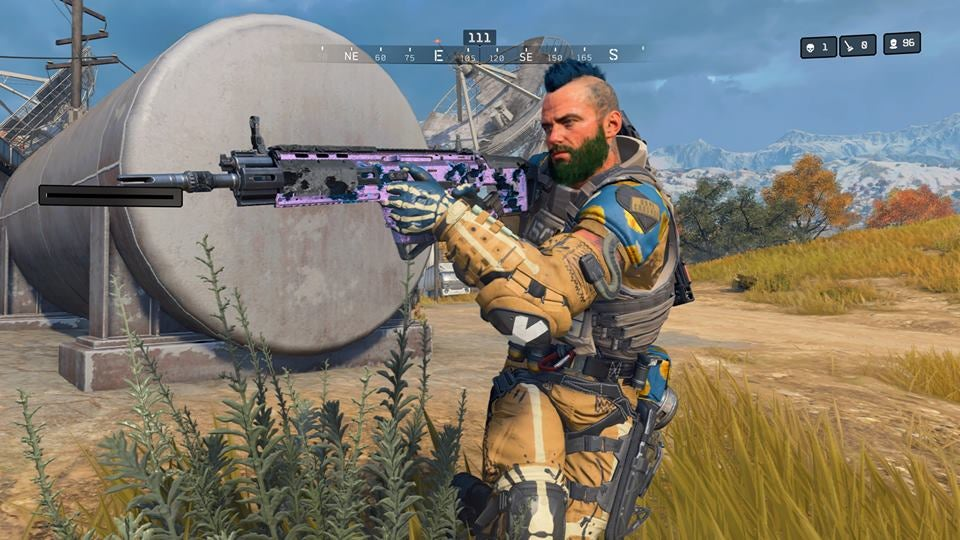 Mysterious Items Found In Call Of Duty Blackout Seem To Be Teasing A Big Map Update