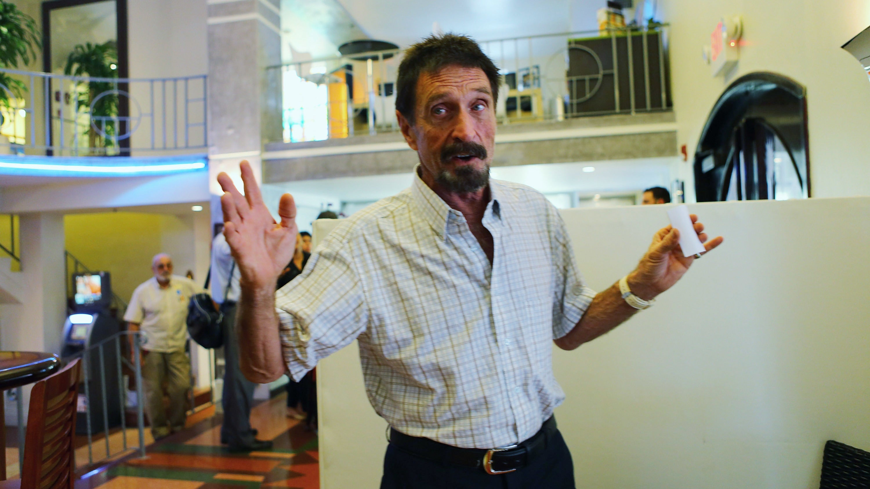 John McAfee-Backed Cryptocurrency's Thousands Of Investors Exposed In Data Breach
