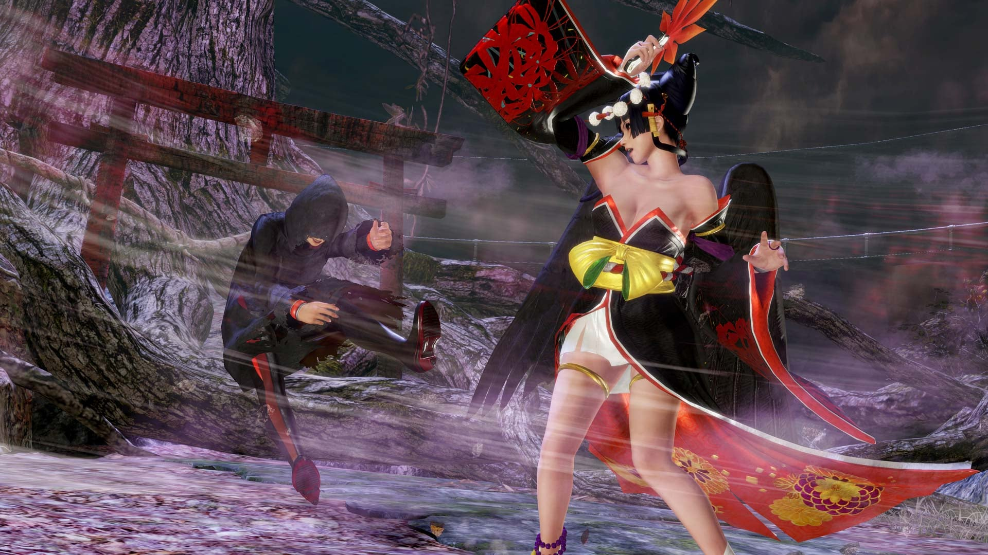 Evo Japan Cuts Sexual Dead Or Alive 6 Stream Short, Issues Apology