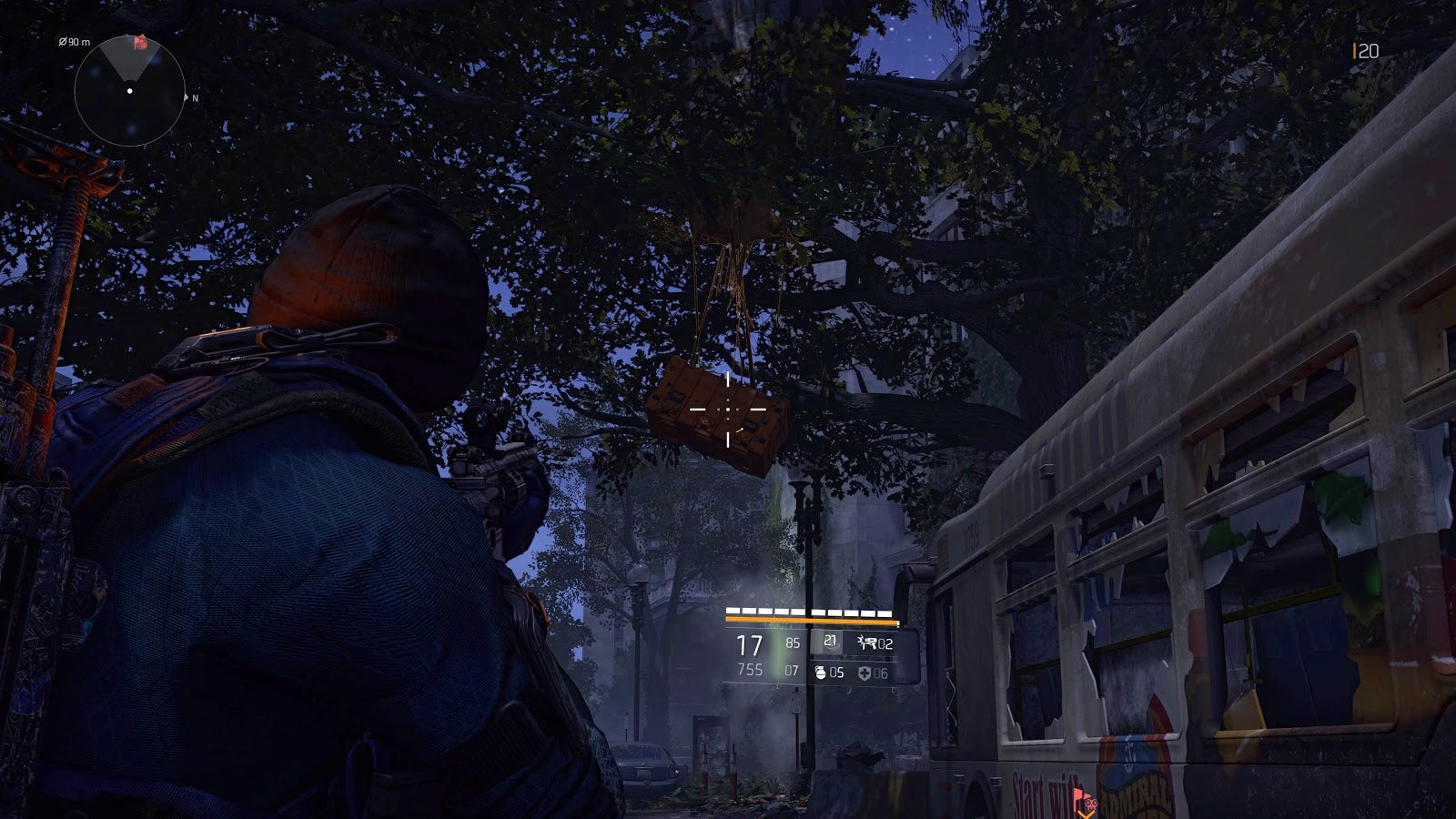 The Division 2's Tree Crates Are A Good Idea