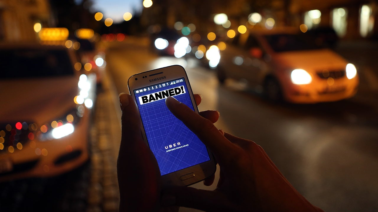 Here's The 'Problematic Behaviour' That Can Get You Banned From Uber In The US