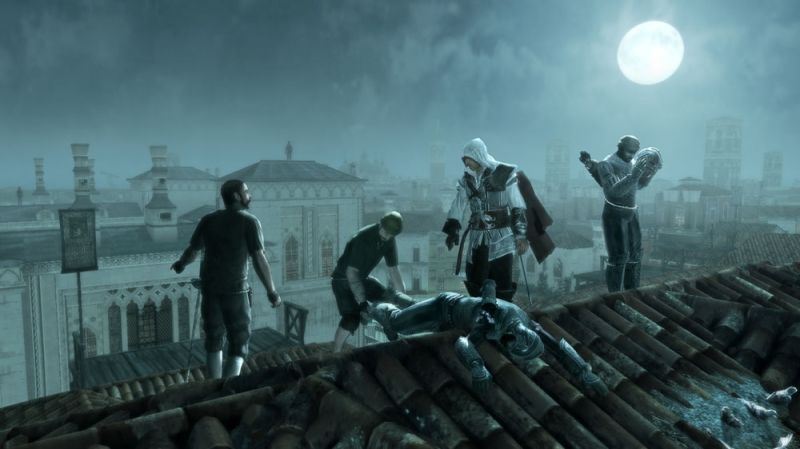 Finally, A Chart Explaining What Is In Each Assassin's Creed Game