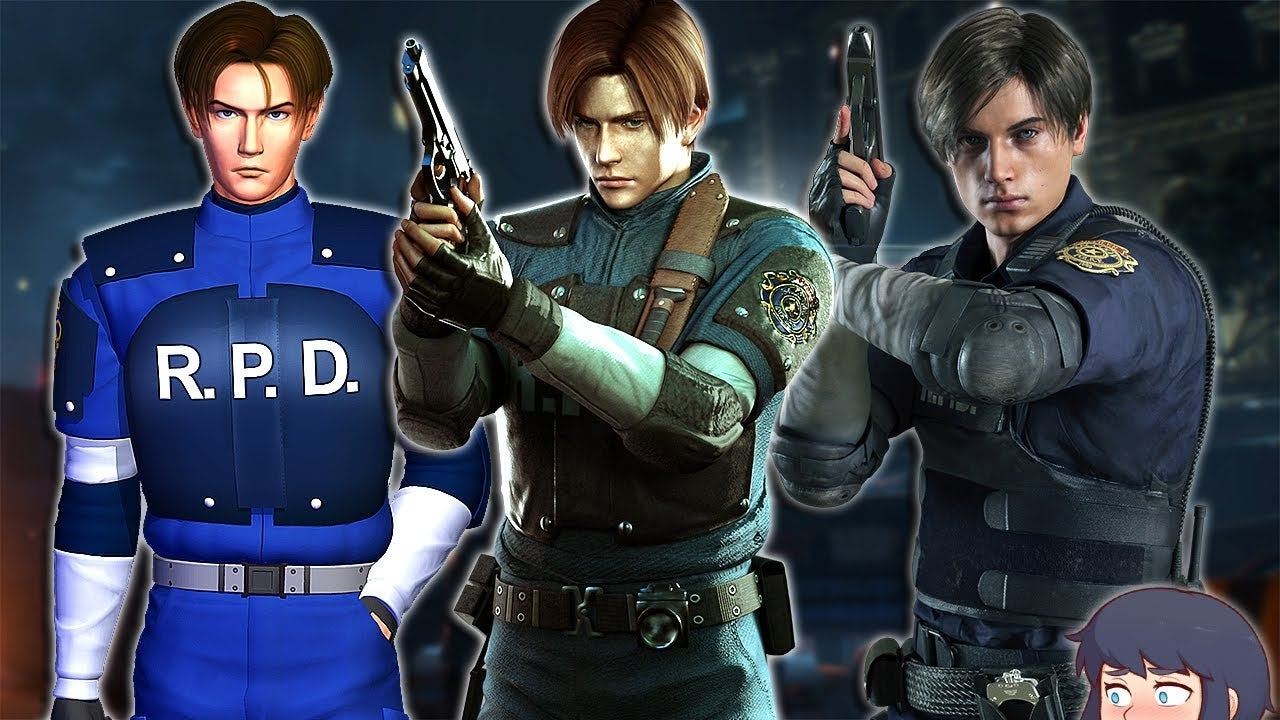 Capcom Really Loves Remaking Resident Evil 2