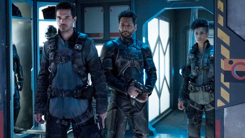 Two Of The Expanse's Biggest Storylines Have Finally Collided