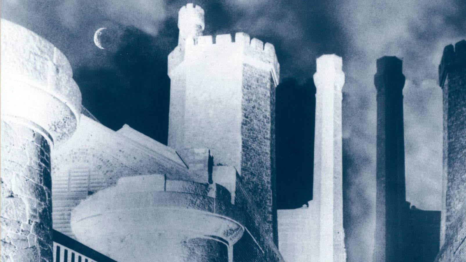 Neil Gaiman's Take On Mervyn Peake's Gormenghast Fantasy Trilogy Finds A Home