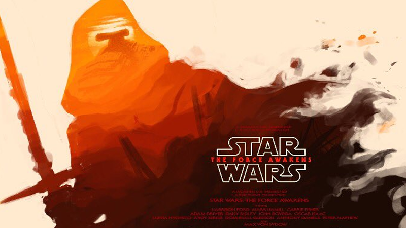 io9 mondo olly-moss star-wars star-wars-the-force-awakens the-force-awakens