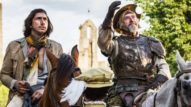 Terry Gilliam Has Lost The Rights To The Man Who Killed Don Quixote