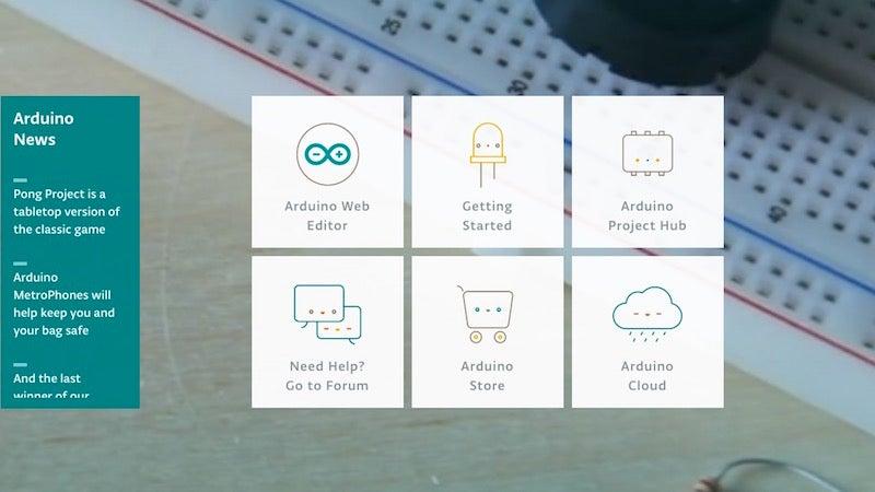 arduino diy electronics web-apps