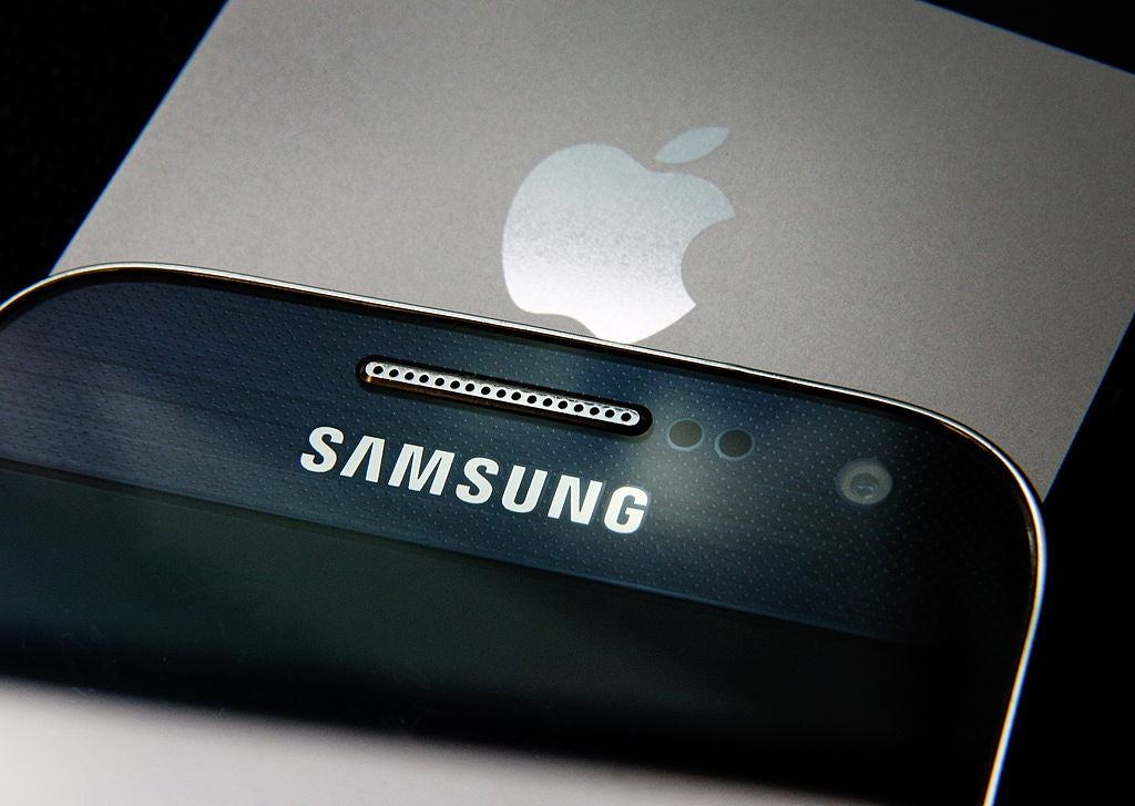 apple apple-vs-samsung legal tag-mobile samsung