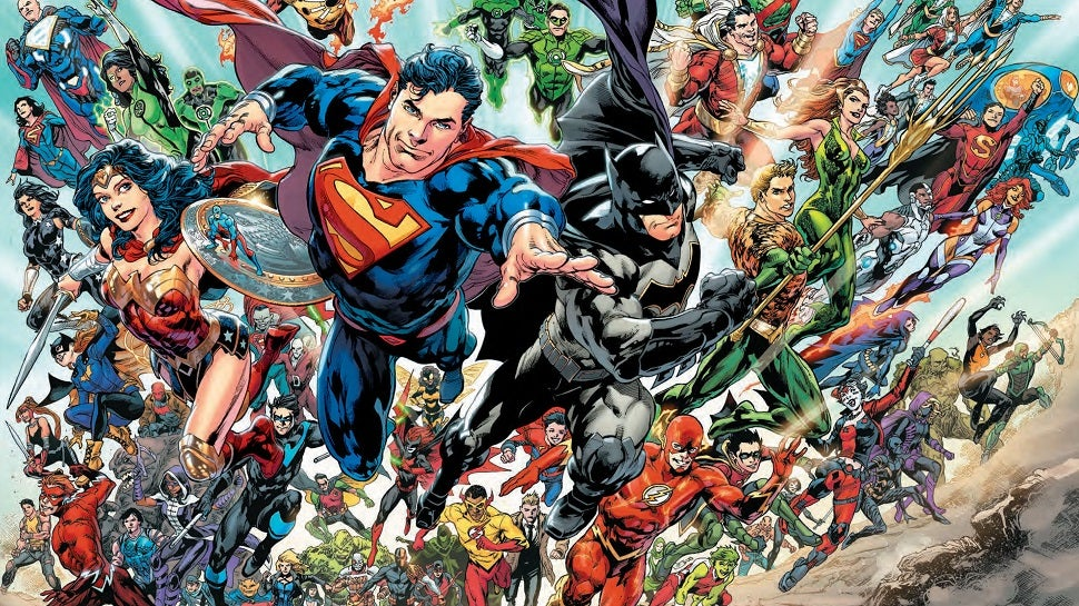Here's The Latest On All 17 (and Counting) Possible Upcoming DC Movies