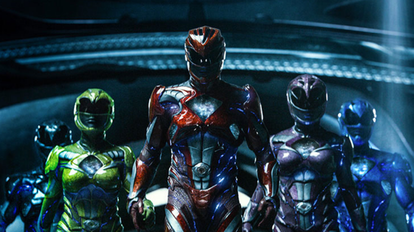 Power Rangers Trailers Get Morphed Into Original Intro