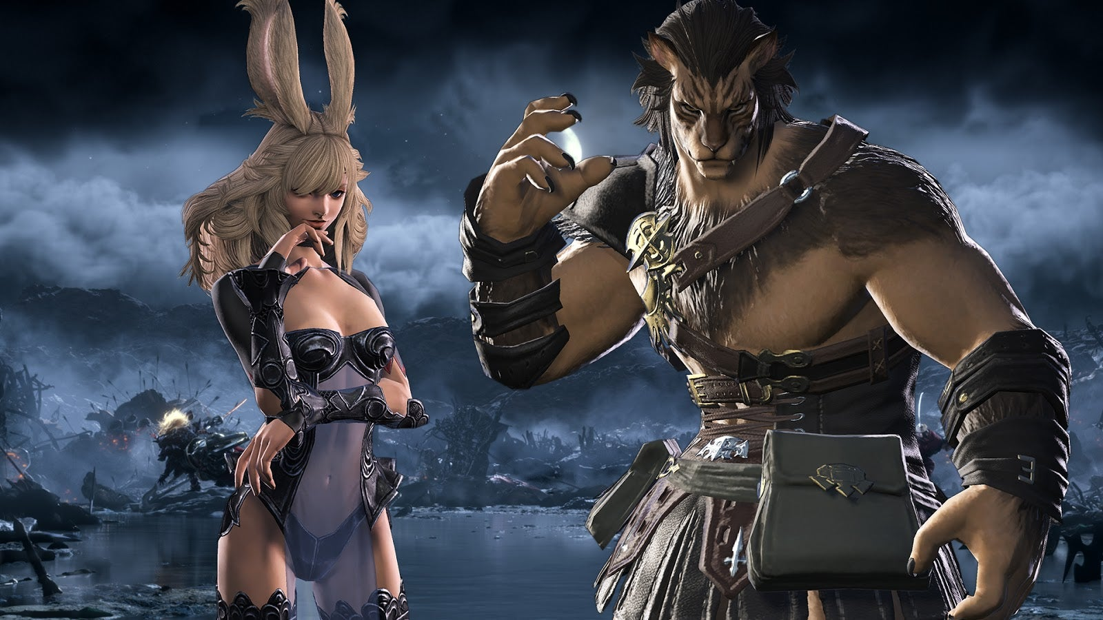 Final Fantasy XIV's Newest Races Are Gender-Locked, And Players Are Not Happy