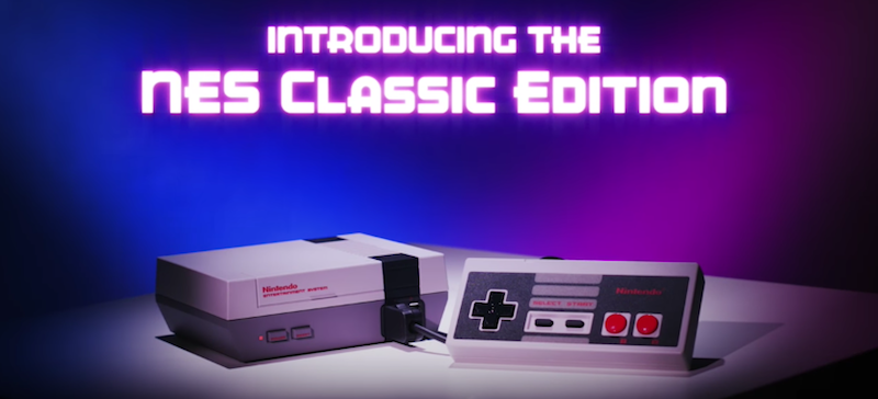 mini-nes nes nes-classic-edition video