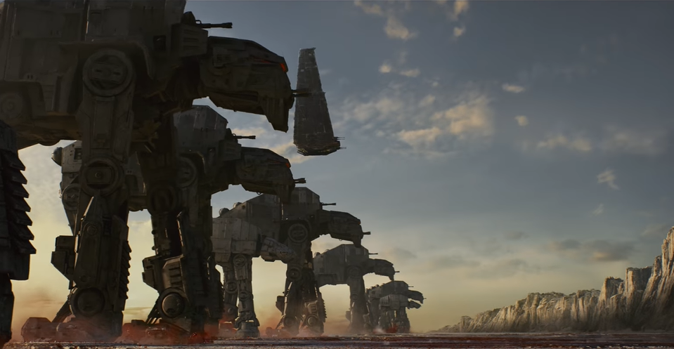 One Of Star Wars: The Last Jedi's Biggest Problems Comes Straight From Video Games