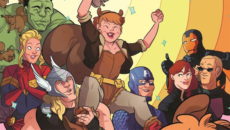25 Unbeatable Moments From The Unbeatable Squirrel Girl