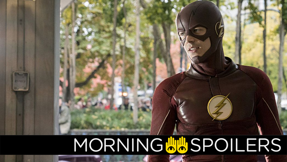 The Flash Set Pictures Tease A Huge Fight And Yet Another New Speedster