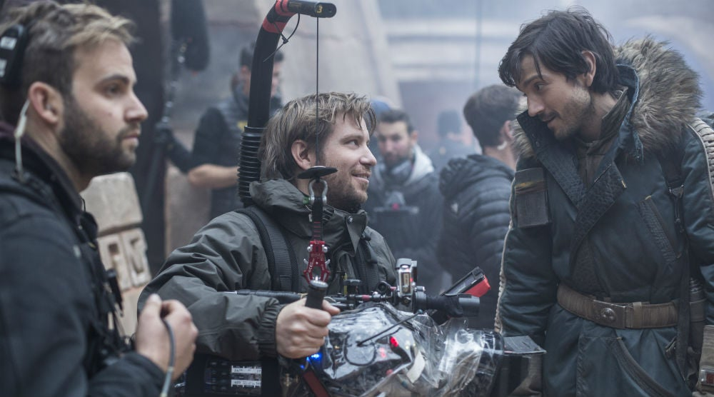 Rogue One Director Gareth Edwards Gives His Side Of The Reshoot Controversy