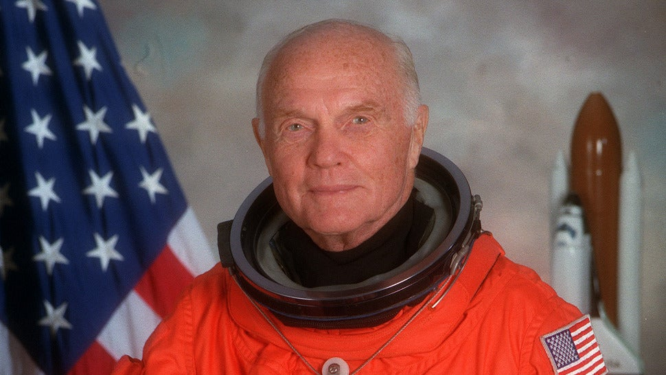 Why NASA Sent John Glen Back To Space At The Age Of 77