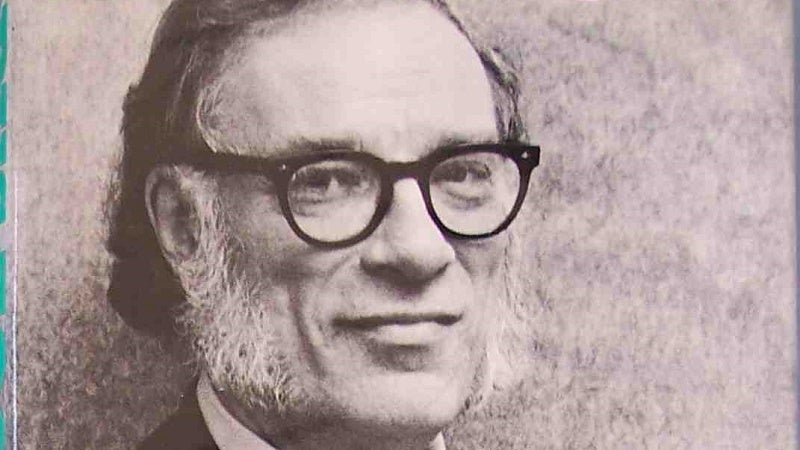 How Isaac Asimov Avoided 'Getting Stuck' While Working