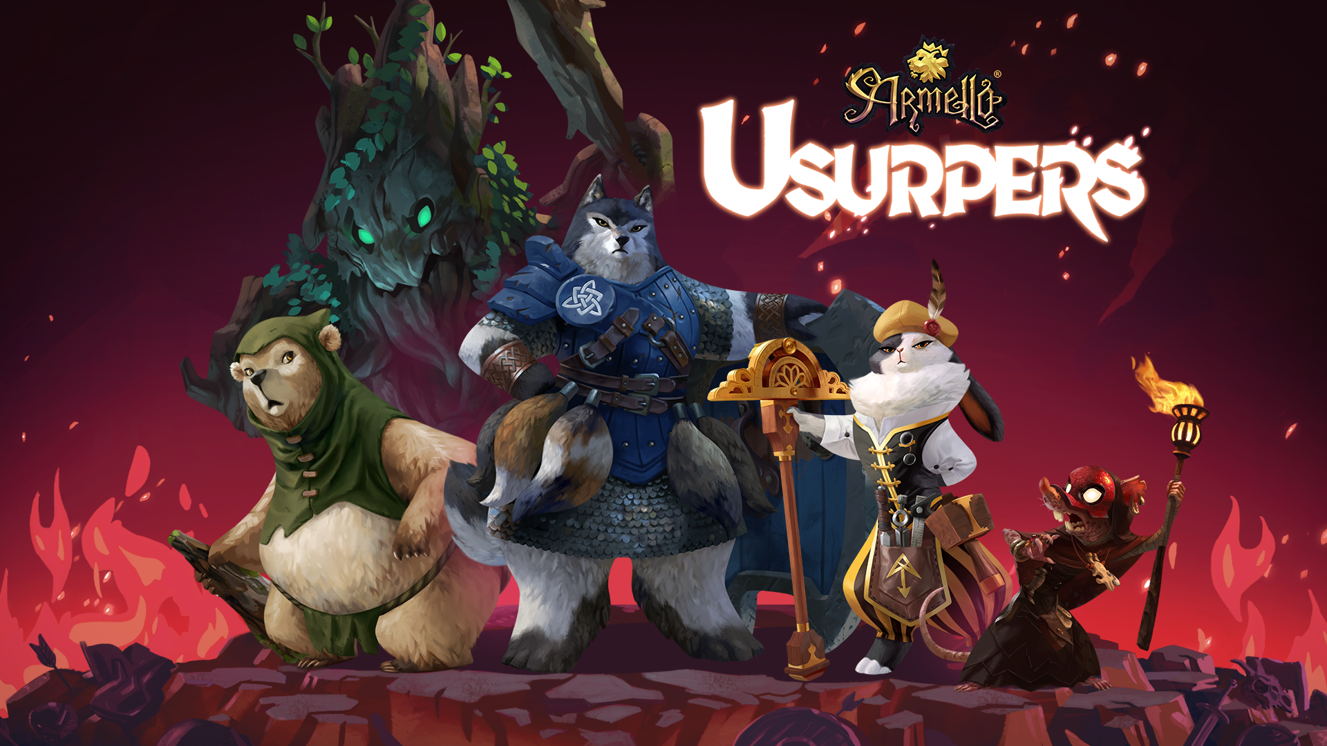 armello dlc kotaku-plays kotaku-video ps4 usurpers-hero-pack video xbox-one
