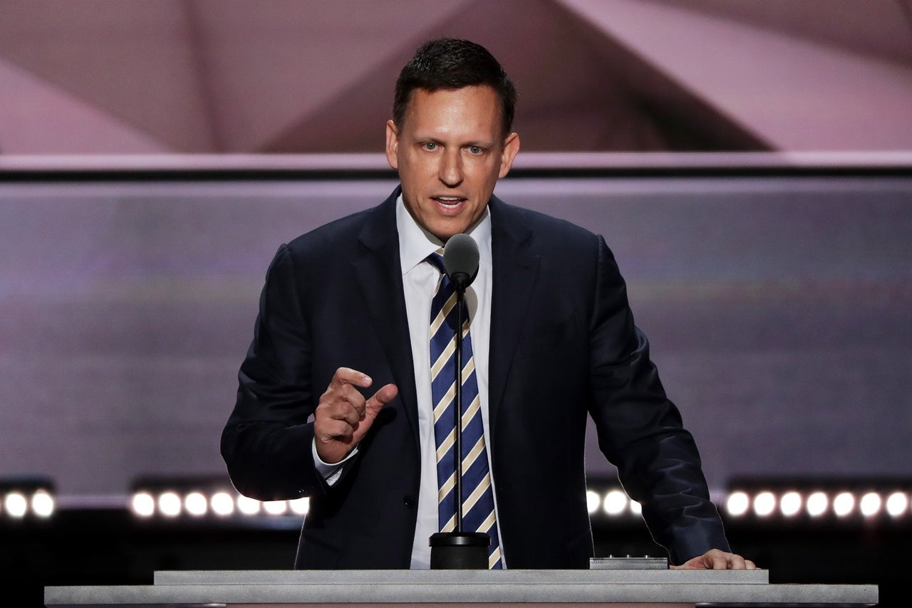 Peter Thiel Gains New Zealand Citizenship As Tech Elites Prep For Doomsday