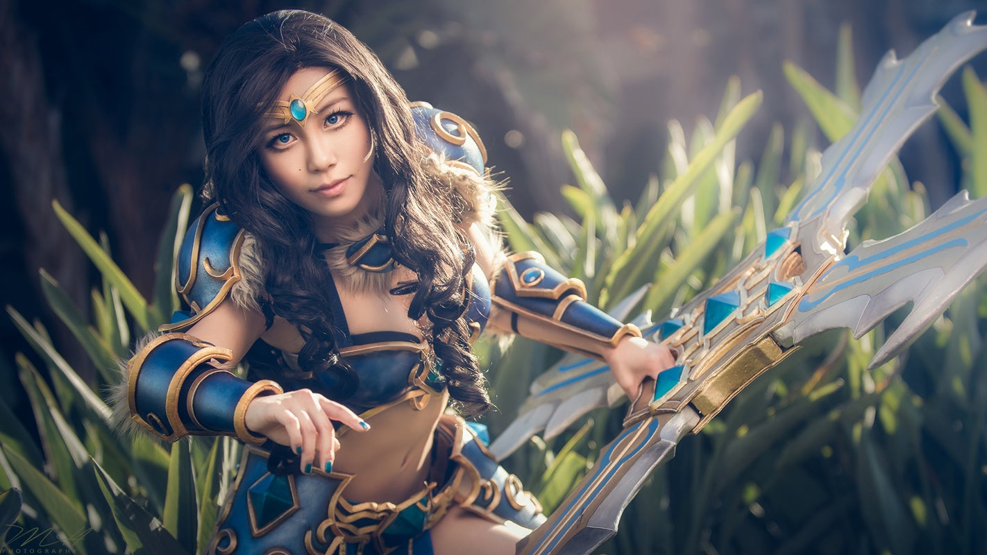 cosplay league-of-legends