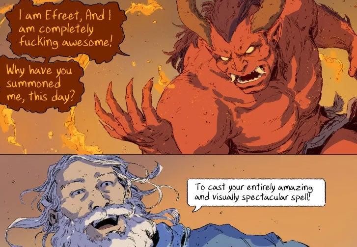 comics kickstarter steve-lichman