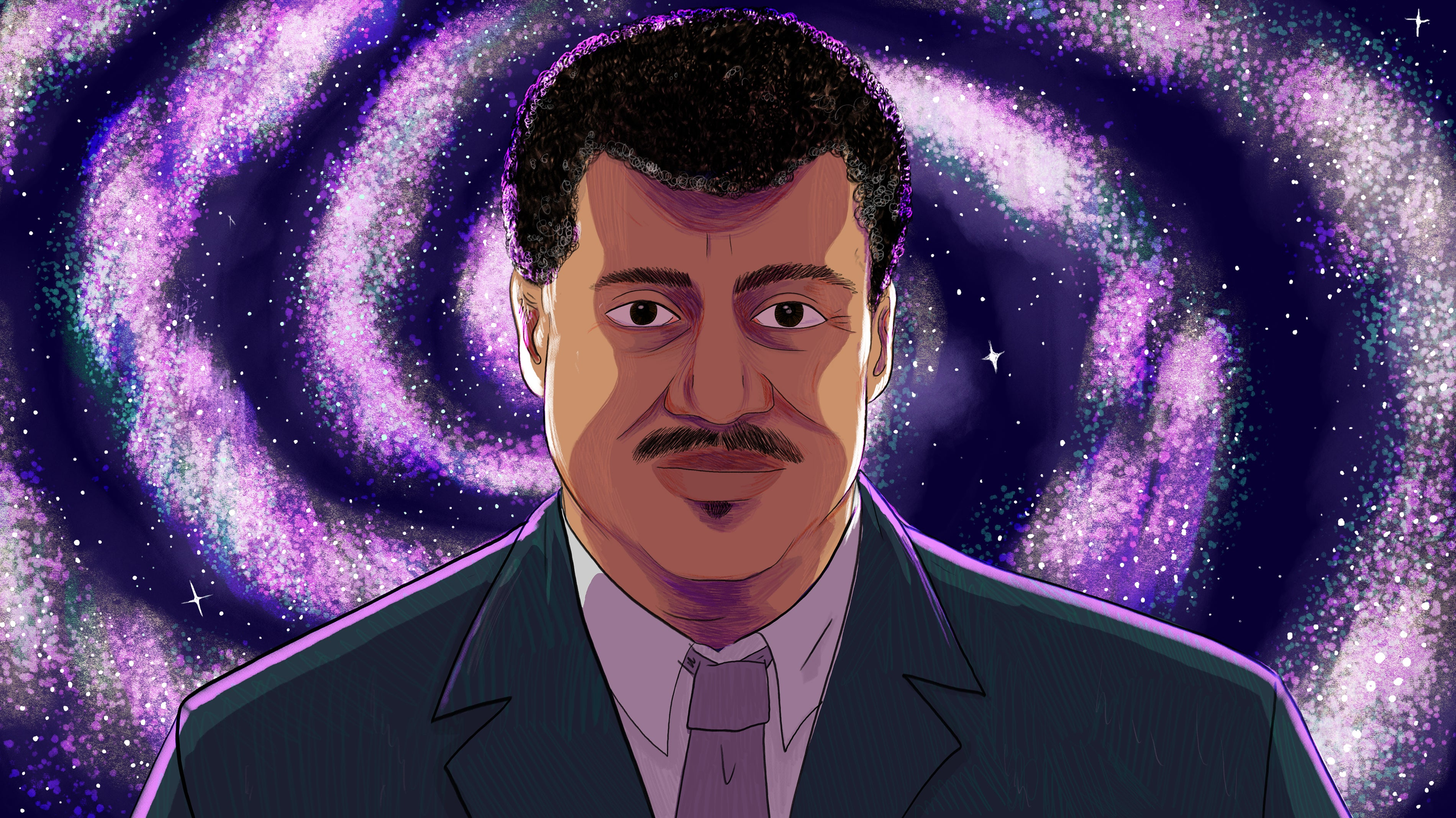 I Watched Neil DeGrasse Tyson Take On A Science Sceptic