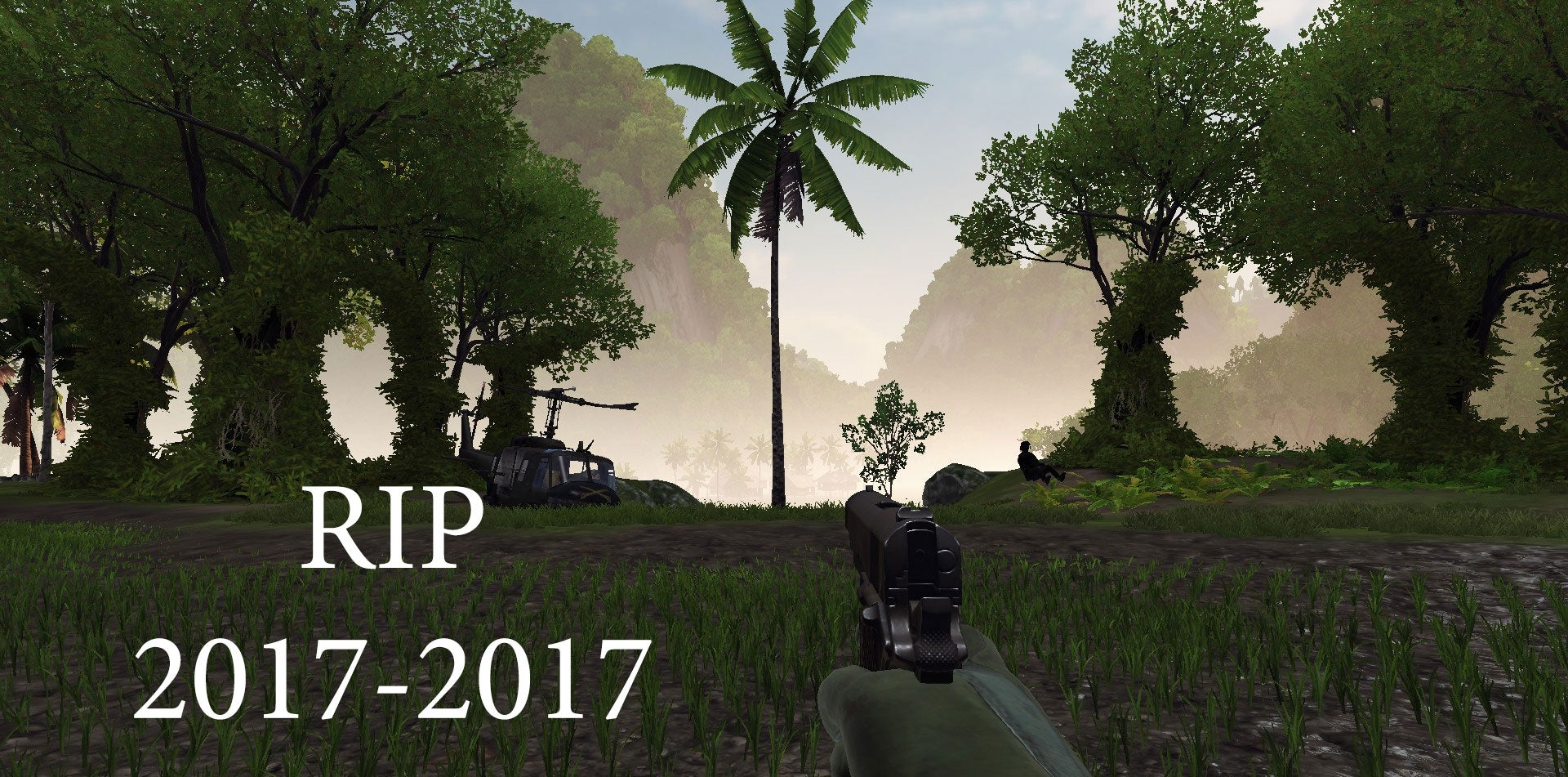 PC Shooter Removes Single Tree From Game, Just For One Guy